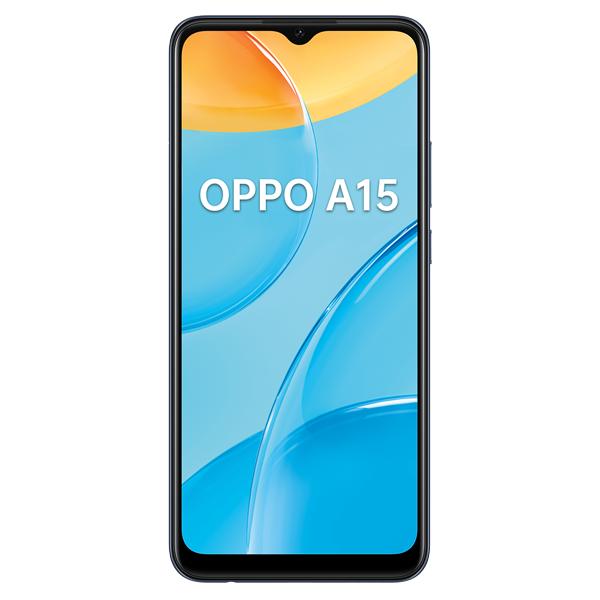 OPPO A15 | 32GB | Preto