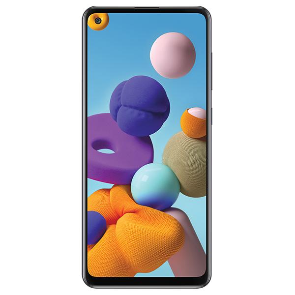 Samsung Galaxy A21s   128GB   Preto