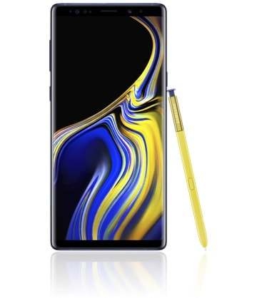 Samsung Galaxy Note 9 - Azul