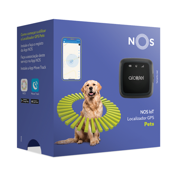 Localizador Pets: oferta 6 de meses(2.99€ após oferta)